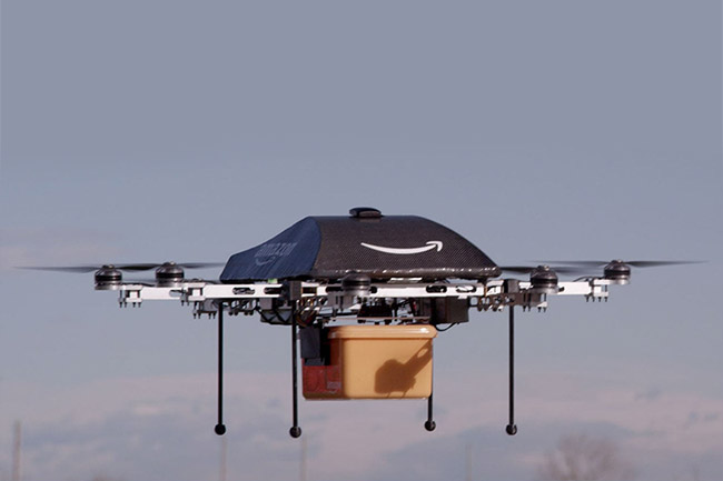 Amazon, Drones, Augmented Reality… What are the biggest ecommerce threats to your business?
